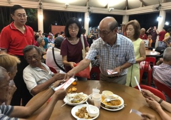 Food Empire Cares at Chai Chee