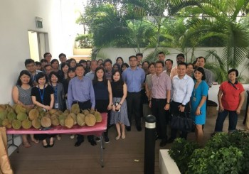 Food Empire Singapore's Durian Party