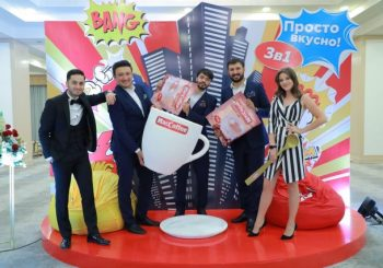 Food Empire Uzbekistan Celebrates 10 Years of Friendship