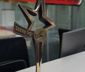 MacCoffee Cappuccino di Torino wins Product of the Year 2018 National Award