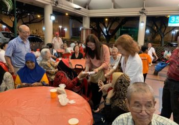 Project Sunshine – Charity dinner for Chai Chee Bread Recipients
