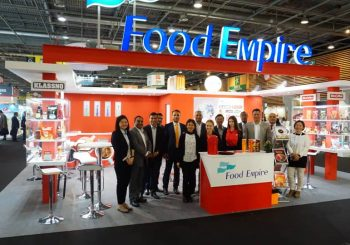 Food Empire and our brands at SIAL Paris 2018