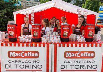 MacCoffee Cappuccino Di Torino goes to Novosibirsk, Novokuzentsk and Tomsk