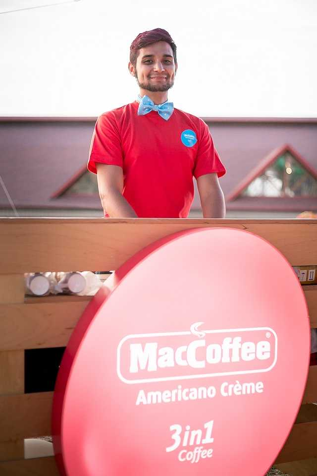 MacCoffee Americano Crème has launched in Kazakhstan