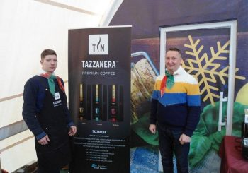 Celebrating Christmas with a Purpose with Tazzanera