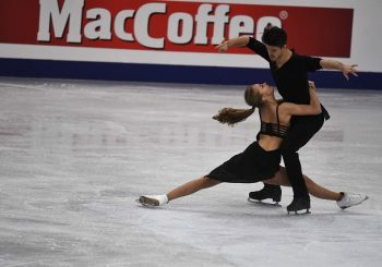 MacCoffee at the European Figure Skating Championships 2019 in Minsk