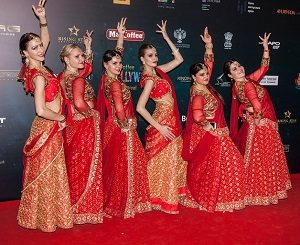 MacCoffee Bollywood Film Festival in Russia