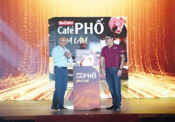 Launch of the all-new Café PHO NHA LAM
