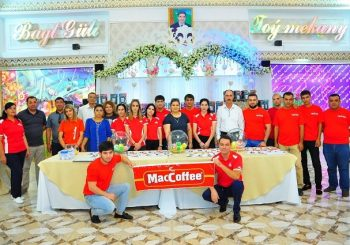"""MacCoffee """"Lottery for Customers"""" Campaign"""