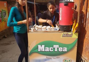 Get Hot with MacTea