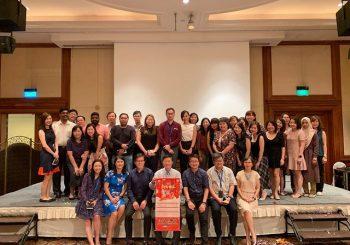 Food Empire Lunar New Year Lohei Lunch 2020 & Long Service Awards Presentation