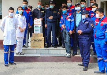 MacCoffee Uzbekistan Thanks All Frontline Staff