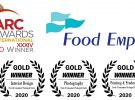Food Empire achieves record win at the International Annual Report Competition (ARC) Awards with triple Golds