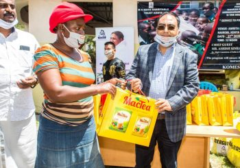 MacCoffee Kenya Joins Hands with Ma Math Charitable Trust Kenya