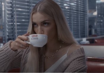 "MacCoffee in the music video by Mary Gu titled ""Asteroid"""